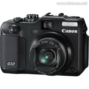 Canon PowerShot G12 Manual User Guide Owners Instruction Manual