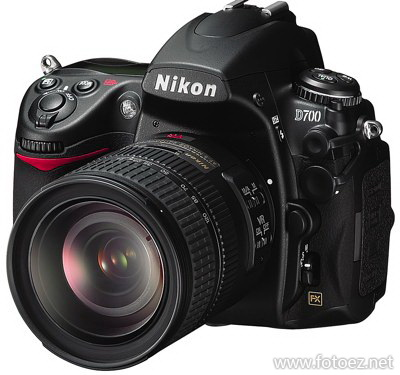 Nikon D700 User's Guide Book