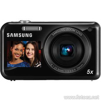 Samsung PL120 (PL121) DualView Digital Camera