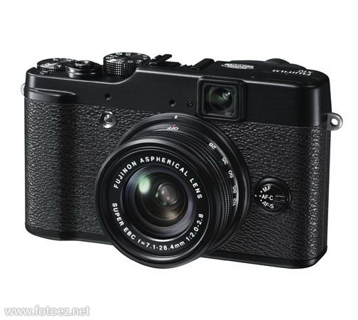 Fujifilm FinePix X10 Manual