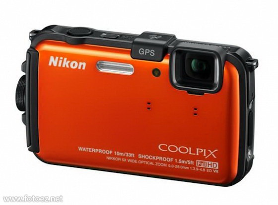 Nikon COOLPIX AW100 / AW100s Manual