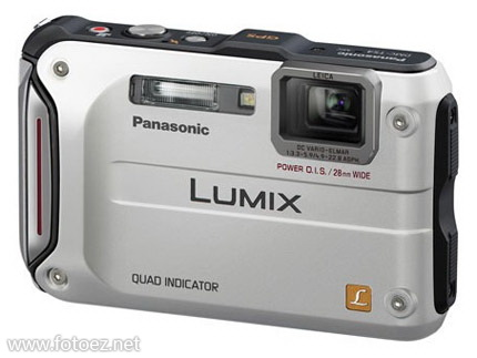 Panasonic Lumix DMC-TS4 DMC-FT4