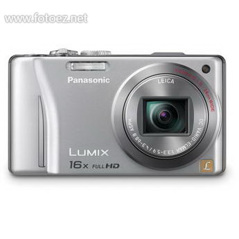 Panasonic Lumix DMC-ZS10 Digital Compact Camera