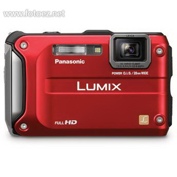 Panasonic Lumix DMC-TS3 (FT3) Digital Compact Camera
