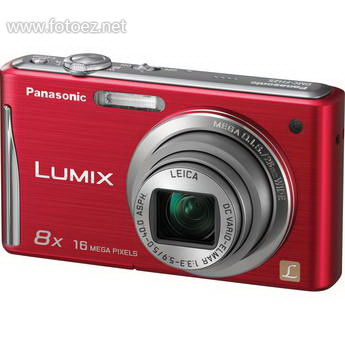 Panasonic Lumix DMC-FH25 Digital Camera  