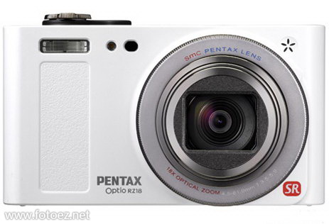 Pentax Optio RZ18 Manual
