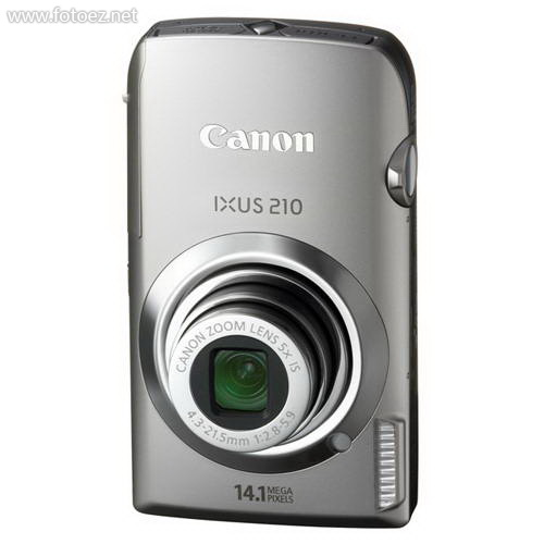 Canon PowerShot SD3500 IS (IXUS 210 / IXY 10S) Digital Compact Camera