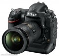 Nikon D4 DSLR Technical Specifications